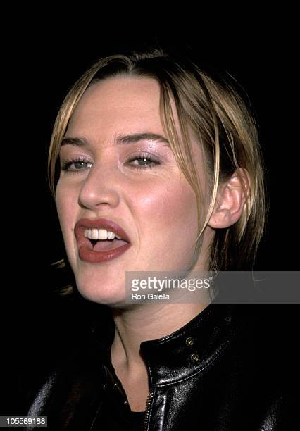 Kate Winslet during Special Screening of Holy Smoke New York City at Alice Tully Hall at Lincoln Center in New York City New York United States