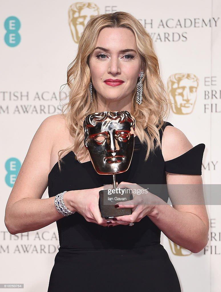 EE British Academy Film Awards - Winners Room