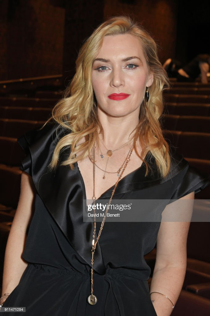 London Film Critics' Circle Awards - Inside Ceremony : News Photo
