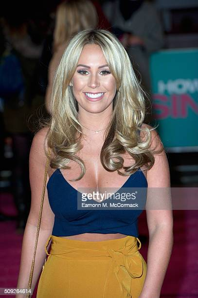 Busty clips stock photos and pictures getty images kate wright attends the european premiere of how to be single at vue west ccuart Images