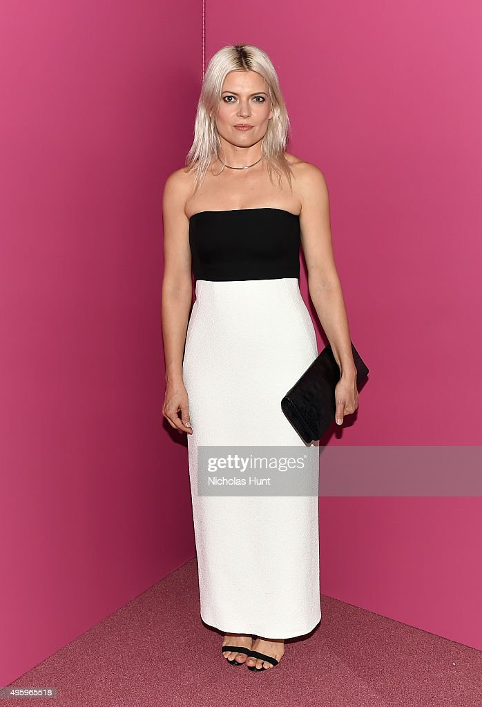 2015 Guggenheim International Gala Dinner Made Possible By Dior