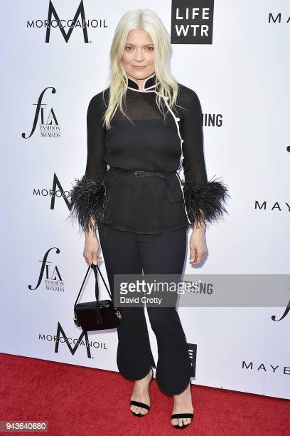 Kate Young attends The Daily Front Row's 4th Annual Fashion Los Angeles Awards Arrivals at The Beverly Hills Hotel on April 8 2018 in Beverly Hills...