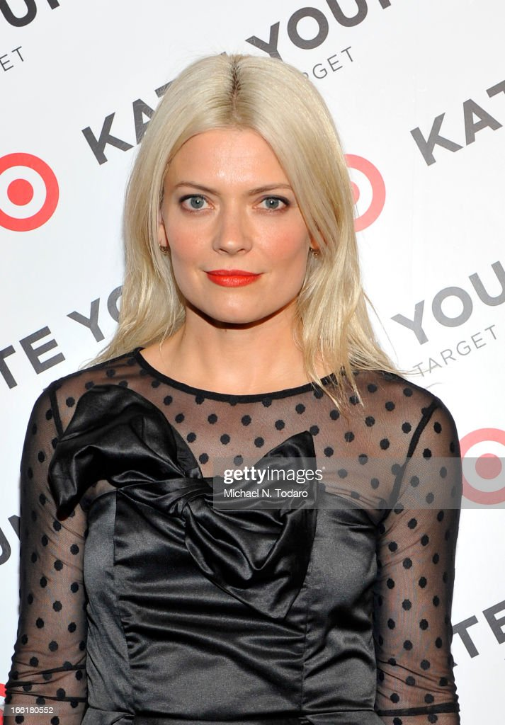 Kate Young attends the Kate Young For Target Launch at The Old School NYC on April 9, 2013 in New York City.