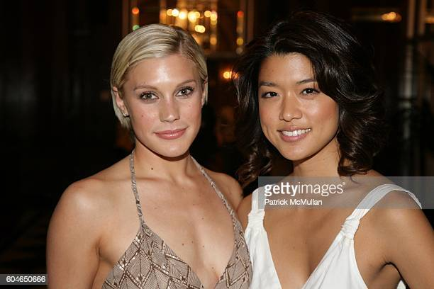Katee Sackhoff and Grace Park attend 65th Annual Peabody Awards at Waldorf Astoria on June 5 2006 in New York City