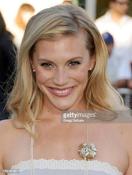 Katee Sackhoff arrives for the Los Angeles Premiere of 'Orphan' at the Mann Village Theater in Westwood California on July 21 2009