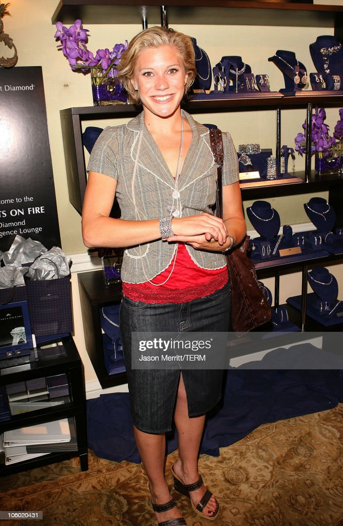 "2006 Primetime Emmy's - ""Hearts On Fire"" Diamond Indulgence Lounge - Day 2"