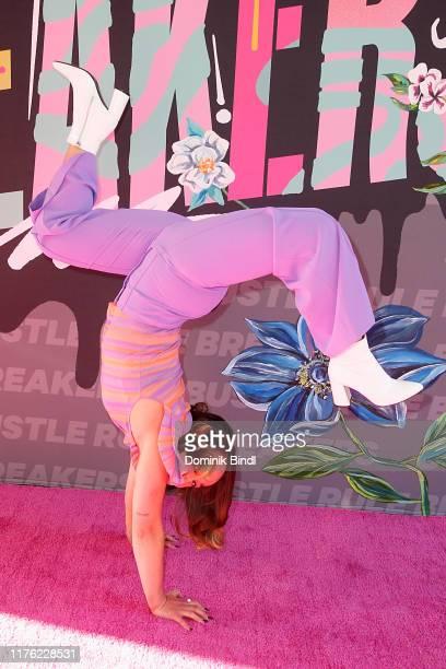 Katelyn Ohashi attends Bustle's 2019 Rule Breakers Festival at LeFrak Center at Lakeside on September 21, 2019 in Brooklyn, New York.