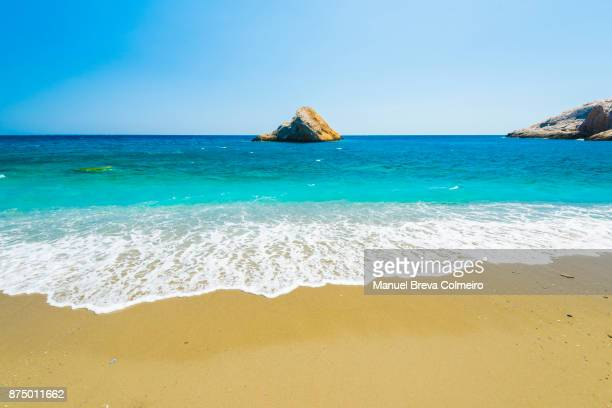 katergo beach - mediterranean sea stock pictures, royalty-free photos & images