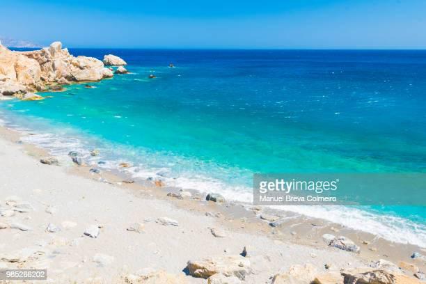 katergo beach - herpes zoster foto e immagini stock