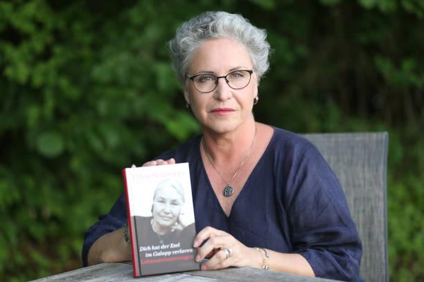 """DEU: Ellen Schwiers Biography Book Launch """"Dich Hat Der Esel Im Galopp Verloren"""" In Munich"""