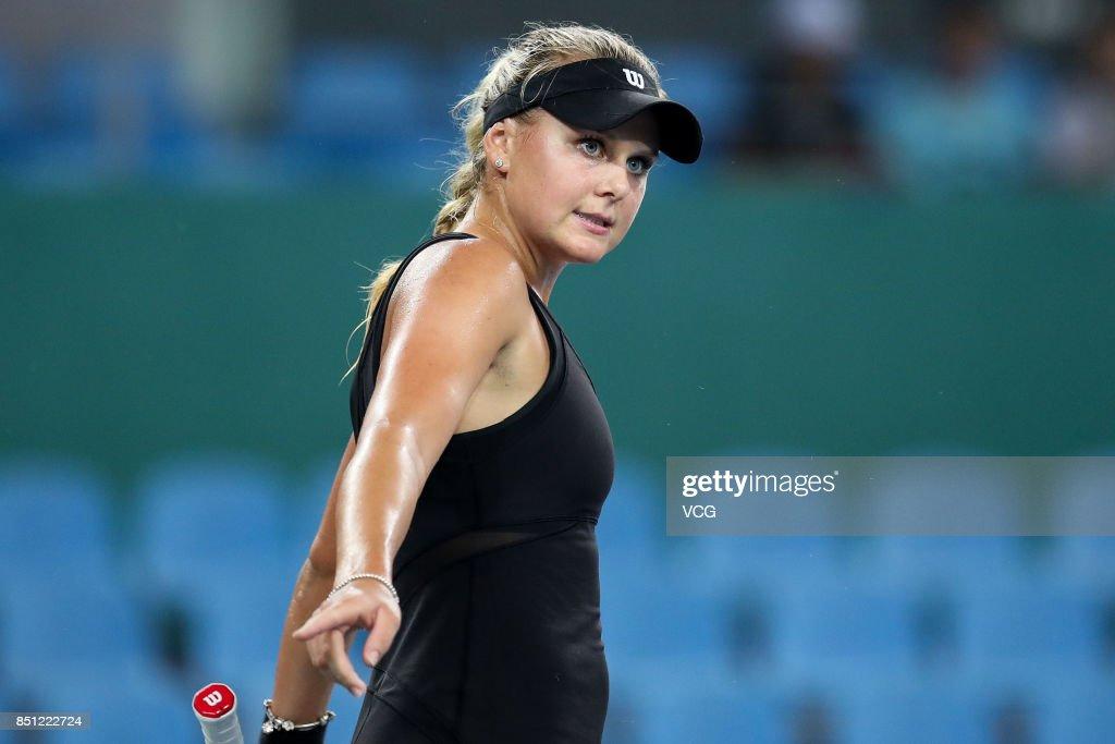 WTA Guangzhou Open - Day 4