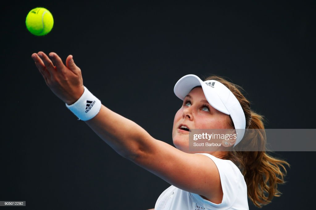 2018 Australian Open - Day 1