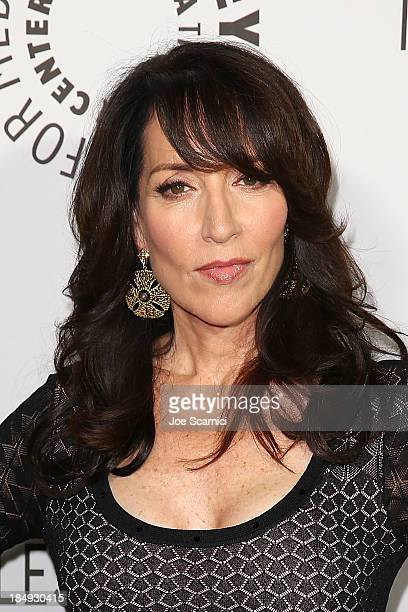 Katey Sagal arrives at The Paley Center For Media's 2013 benefit gala honoring FX networks at Fox Studio Lot on October 16 2013 in Century City...