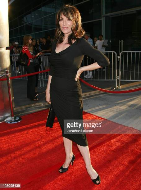 Katey Sagal attends the FX Network's 'Sons Of Anarchy' Season 4 Premiere on August 30 2011 in Hollywood California