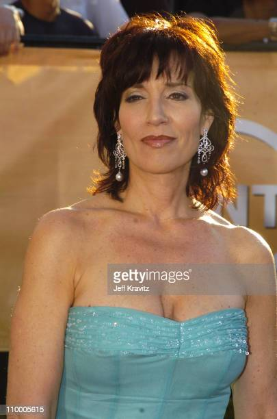 Katey Sagal during 2005 Screen Actors Guild Awards Arrivals at The Shrine in Los Angeles California United States