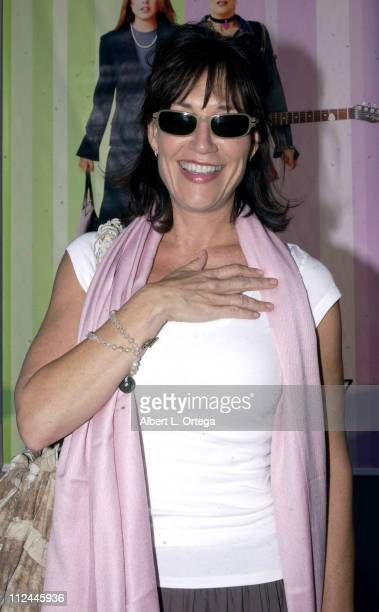 Katey Sagal during Premiere of 'Freaky Friday' at El Capitan Theater in Hollywood California United States