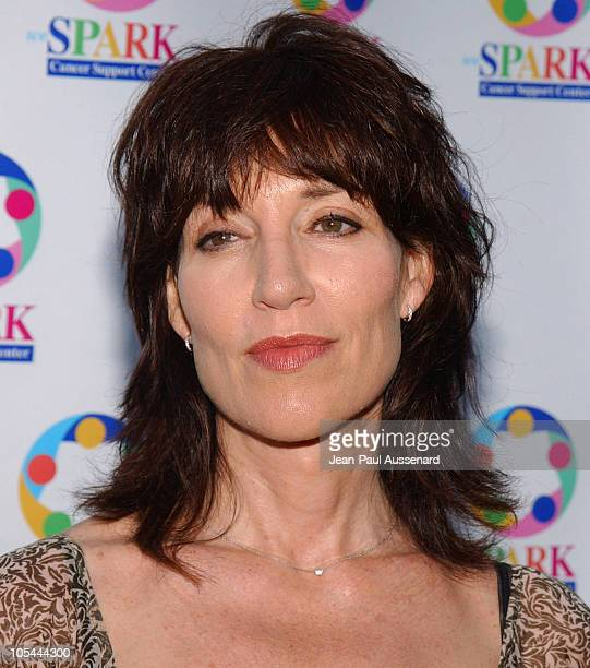 Katey Sagal during WeSparkle Night Take III to Benefit weSpark Cancer Support Center at Gindi Theater in Los Angeles California United States