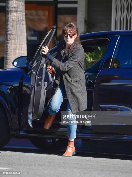 Katey Sagal is seen on February 13 2020 in Los Angeles California