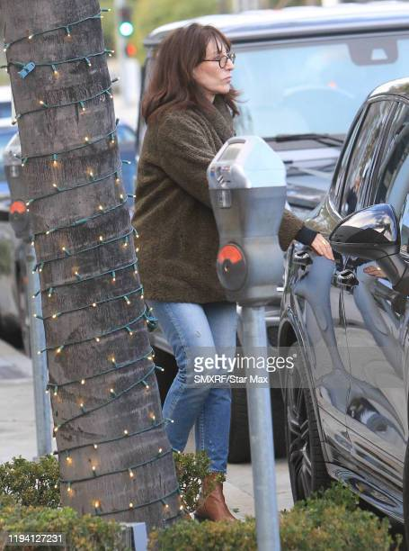 Katey Sagal is seen on January 16 2020 in Los Angeles California