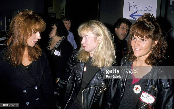 Katey Sagal Rebecca De Mornay and Ally Sheedy