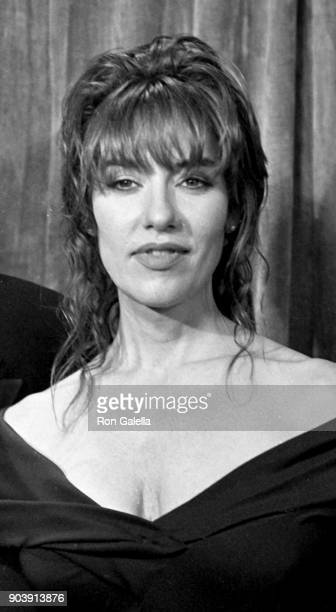 Katey Segal attends 41st Annual Primetime Emmy Awards on September 17 1989 at the Pasadena Civic Auditorium in Pasadena California