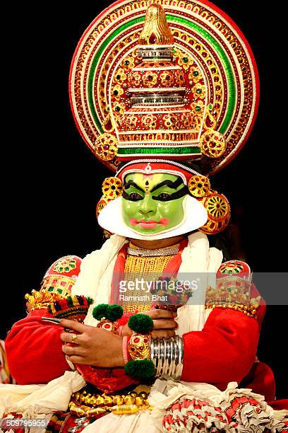 Kathakali is one of the oldest theater forms in the world, is from Indian state Kerala. It is a dance drama with colorful makeup symbolizing the...