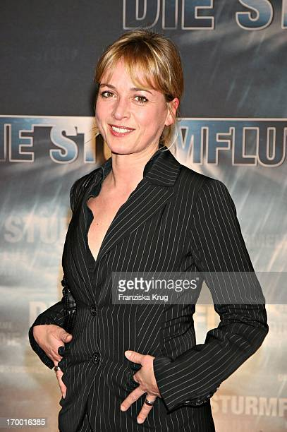 Katharina Abt at The Premiere Of Rtl twoparter The Flood 'The Curio House in Hamburg 310106