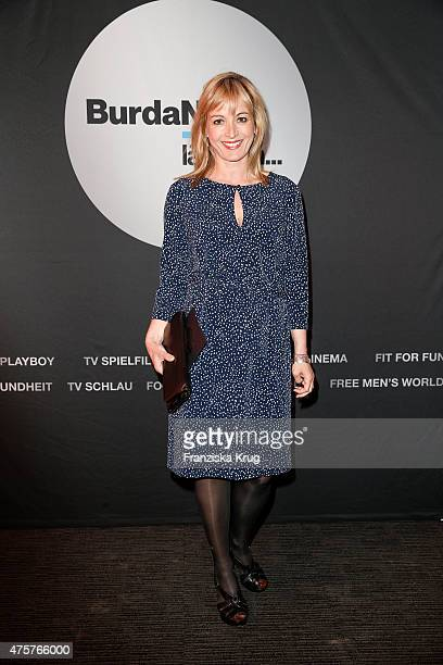 Katharina Abt attends the BurdaNews Night on June 03 2015 in Hamburg Germany