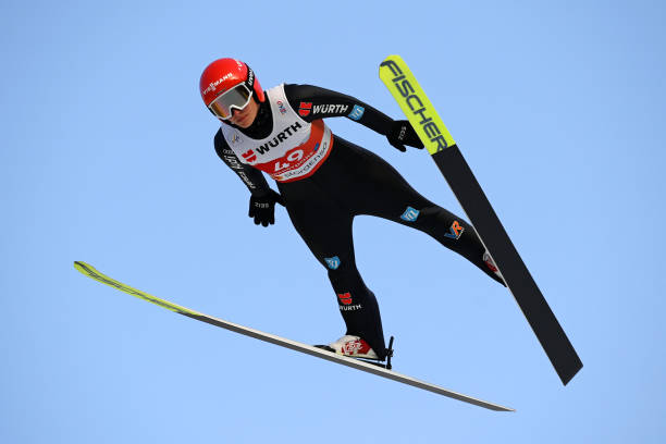 DEU: FIS Nordic World Ski Championships Oberstdorf - Women's Ski Jumping HS106 Q