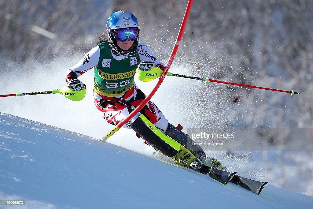 Audi FIS Ski Nature Valley Aspen Winternational - Day 2 : News Photo