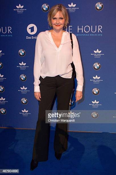Katharina Schubert attends the Blue Hour Reception during the 65th Berlinale International Film Festival on February 6 2015 in Berlin Germany