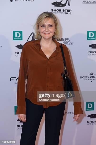 Katharina Schubert attends the Deichmann Shoe Step Of The Year Award at Hotel Atlantic Kempinski on November 2 2015 in Hamburg Germany