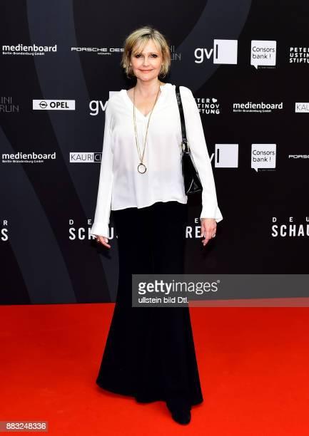 Katharina Schubert beim Deutschen Schauspielerpreis 2016 im Zoo Palast Berlin am