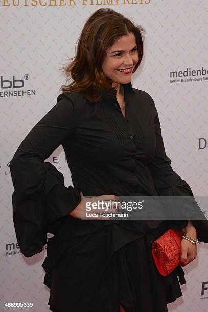 Katharina Wackernagel attends the Lola German Film Award 2014 at Tempodrom on May 9 2014 in Berlin Germany