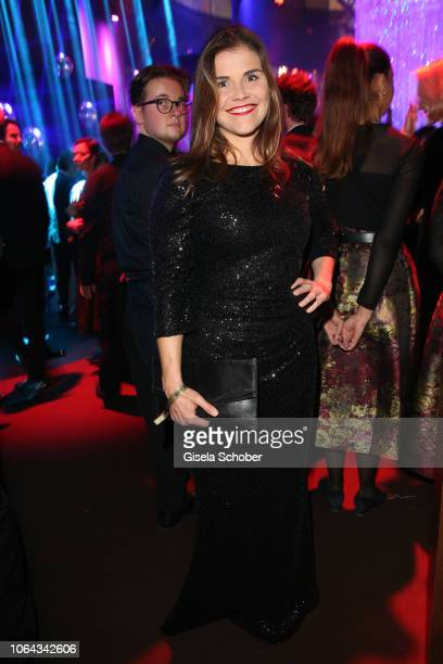 Katharina Wackernagel during the Bambi Awards 2018 after party at Stage Theater on November 16 2018 in Berlin Germany