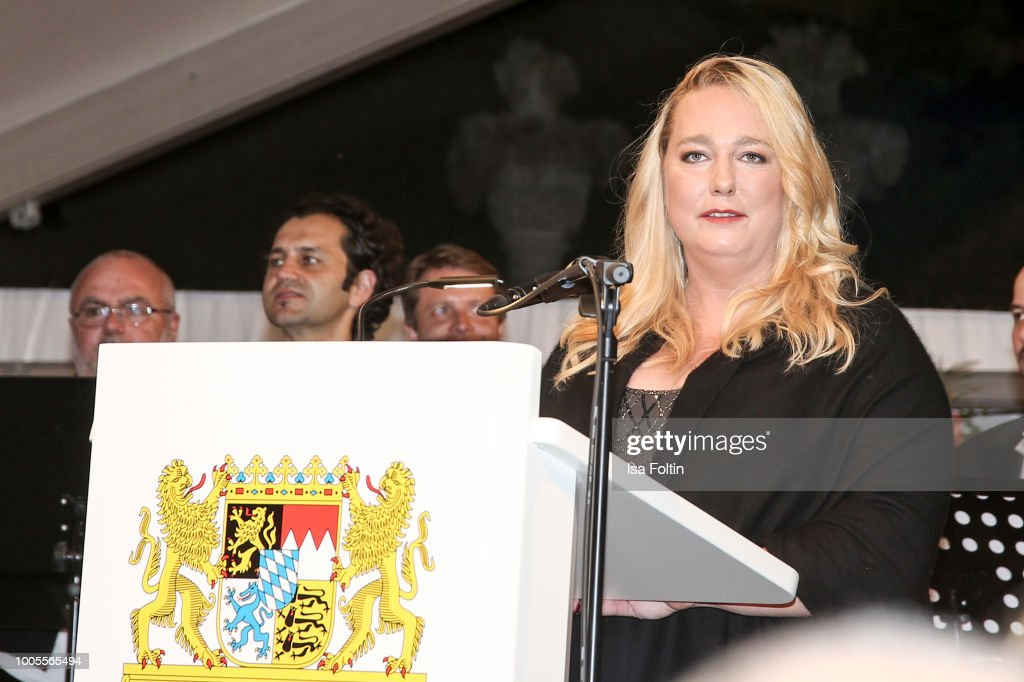 Bayreuth Festival 2018 State Reception
