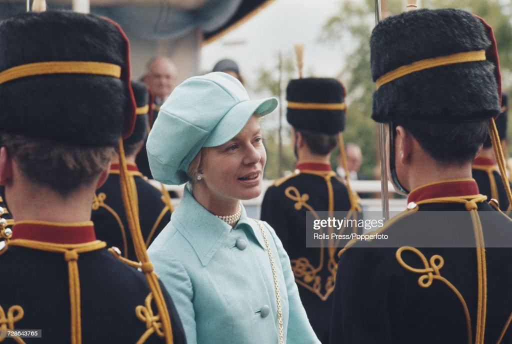 Katharine Duchess Of Kent : News Photo