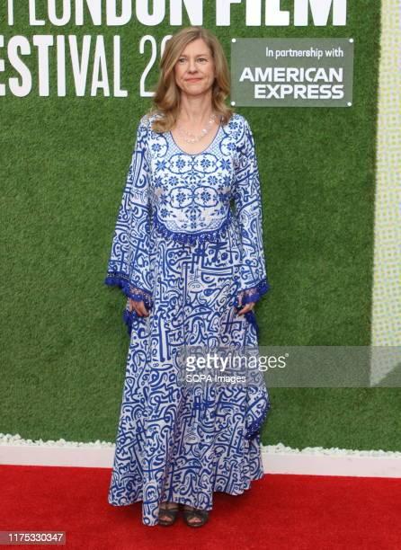 Katharine Gun attends the Official Secrets European Premiere during the 63rd BFI London Film Festival at the Embankment Garden Cinema in London