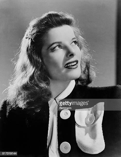 Katharine Hepburn, Metro-Goldwyn-Mayer star.