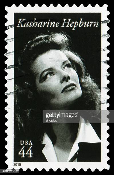 katharine hepburn (xxlarge) - actress stock pictures, royalty-free photos & images