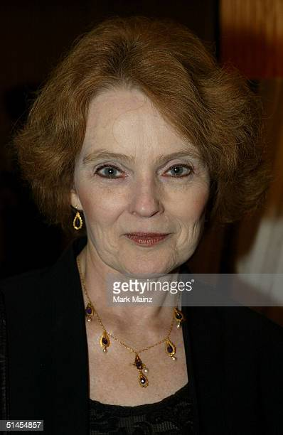Katharine Houghton attends the reception for the premiere of the newly restored Katharine Hepburn classic Summertime at the Academy of Motion Picture...