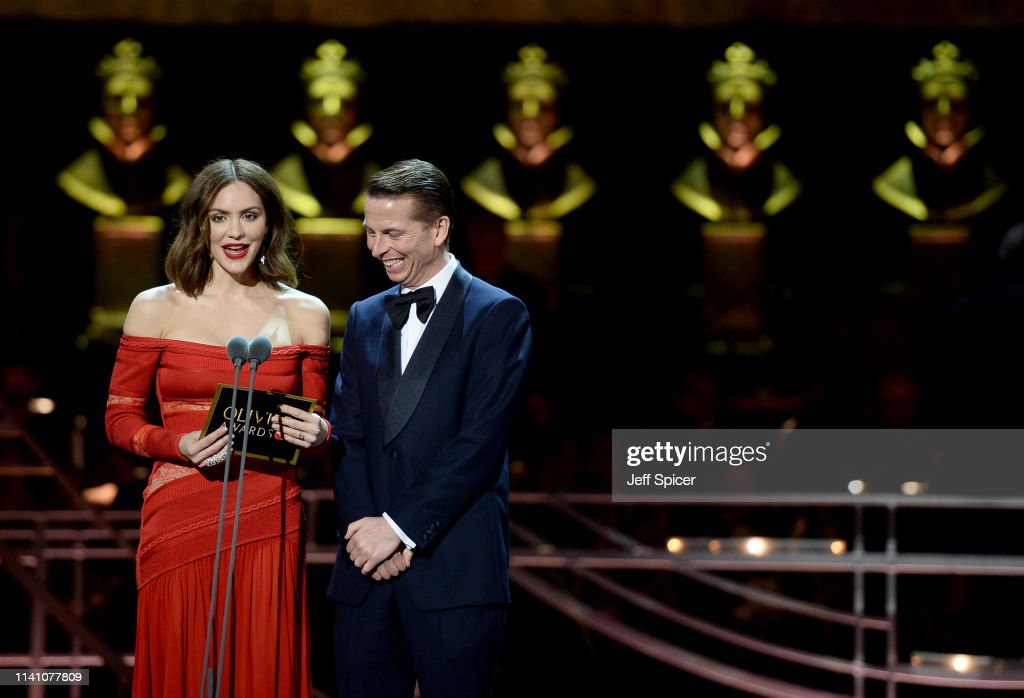 The Olivier Awards 2019 with Mastercard - Show : Nachrichtenfoto