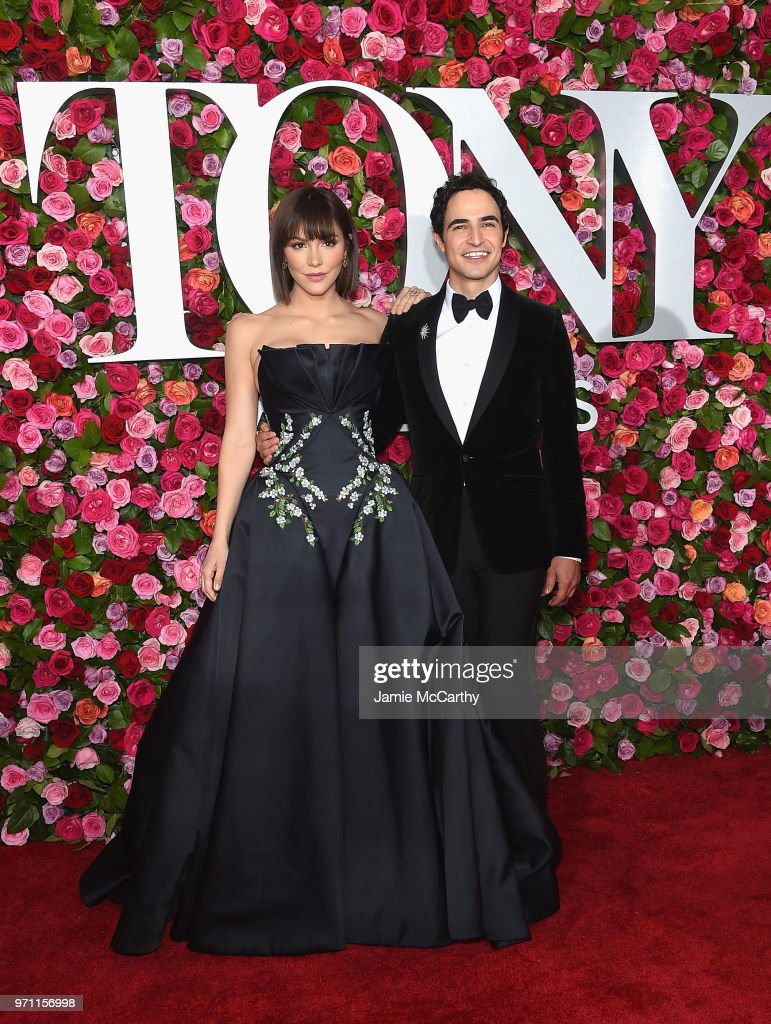 72nd Annual Tony Awards - Arrivals : News Photo