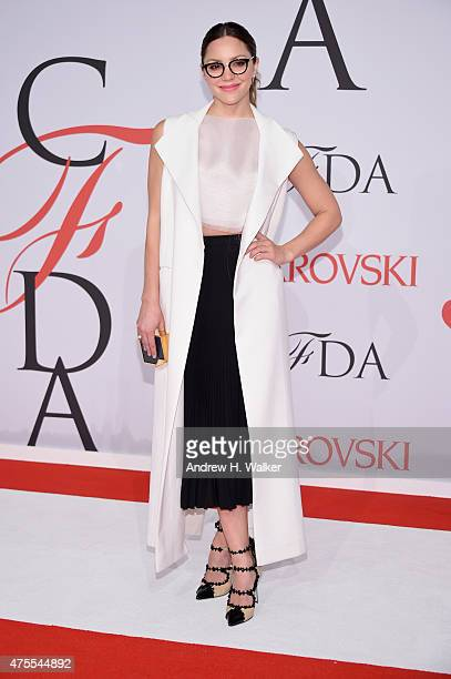 Katharine McPhee attends the 2015 CFDA Fashion Awards at Alice Tully Hall at Lincoln Center on June 1 2015 in New York City