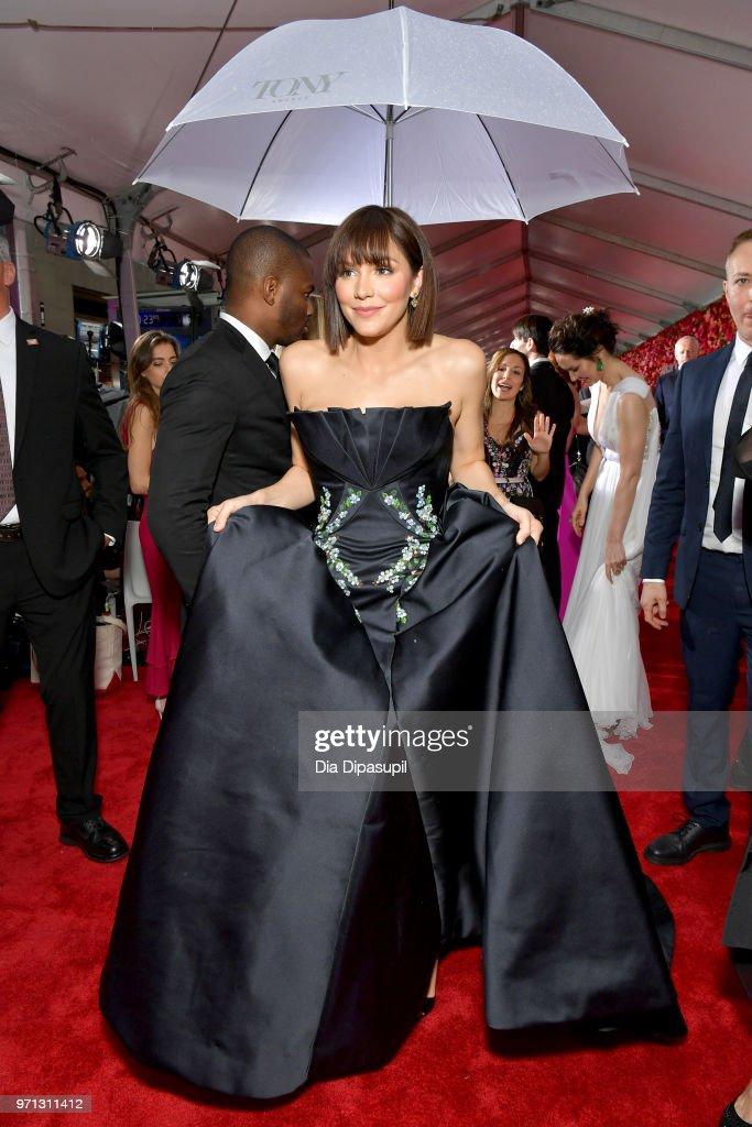 2018 Tony Awards - Red Carpet : News Photo