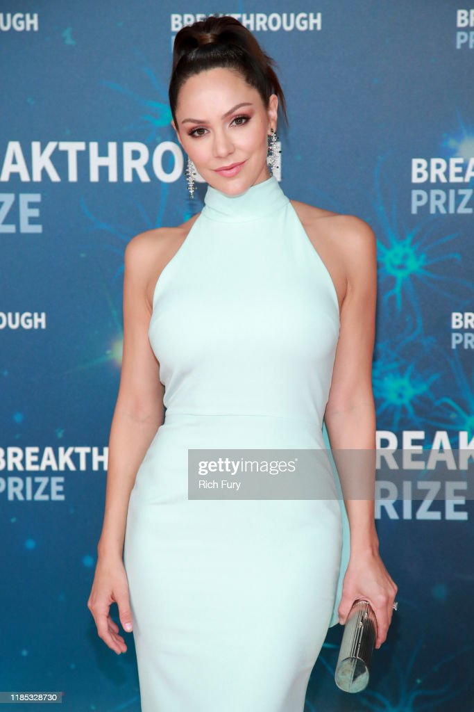 8th Annual Breakthrough Prize Ceremony - Arrivals : News Photo