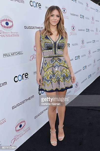 Katharine McPhee attends the annual Summer Spectacular to benefit the Brent Shapiro Foundation for Alcohol and Drug Prevention at Private Residence...