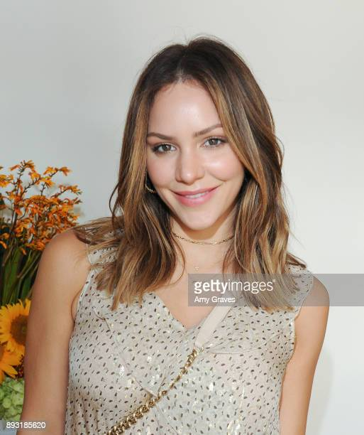 Katharine McPhee attends the Jen Klein Day of Indulgence at a Private Residence on August 13 2017 in Los Angeles California