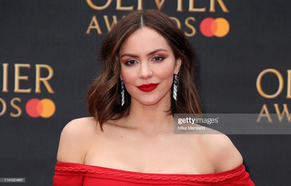 The Olivier Awards 2019 with MasterCard - Red Carpet Arrivals : Nachrichtenfoto