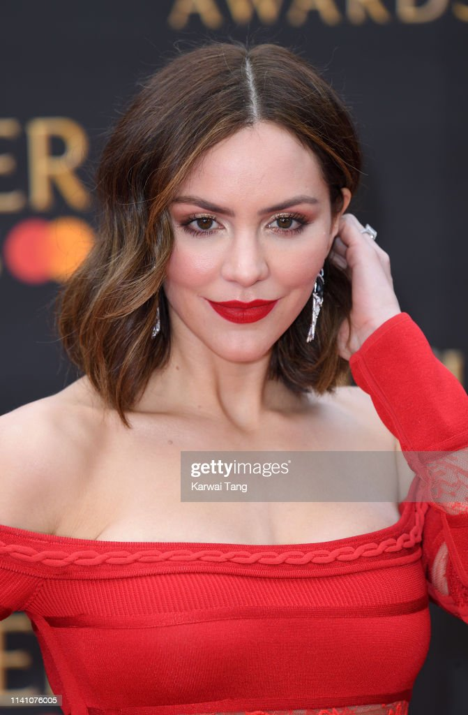 The Olivier Awards 2019 with MasterCard - Red Carpet Arrivals : News Photo